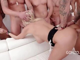 I very want hard gangbang like in this video ass fuck dp