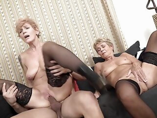 Mature sluts suck and fuck young cocks amateur blowjob mature