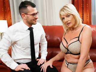 Milf Amy & John Strong in Room Service with Extras, Scene #01 big ass big tits blonde