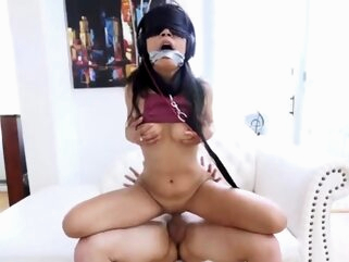 Guy dominated first time Sensory Deprivation ass bdsm big cocks
