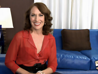 The 50PlusMILFS.com Interview: Good MILF Gone Bad - Carolyn Khols - 50PlusMILFs casting mature milf