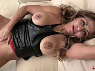 Allover30 - roxy rocks mature pleasure 4k big tits hd mature